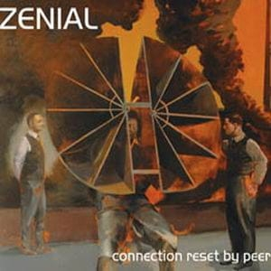 ZENIAL Connection Reset By Peer CD-digipack