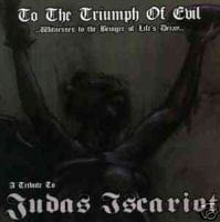 V/A A Tribute to JUDAS ISCARIOT (To The Triumph of Evil) CD
