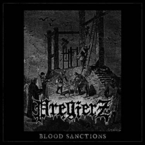 PRĘGIERZ Blood Sanctions CD