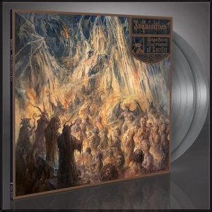 INQUISITION Magnificent Glorification of Lucifer 2LP (GREY)
