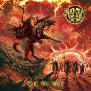 INFERNAL DEATH Call To War CD