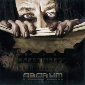 ABORYM Psychogrotesque CD-digipack