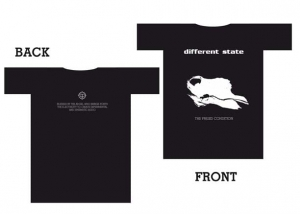 DIFFERENT STATE T-SHIRT