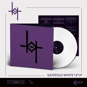 TOTENMESSE To (WHITE) LP