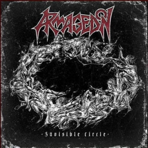 ARMAGEDON Invisible Circle LP