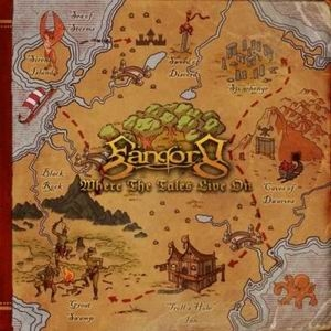 FANGORN Where the Tales Live On CD