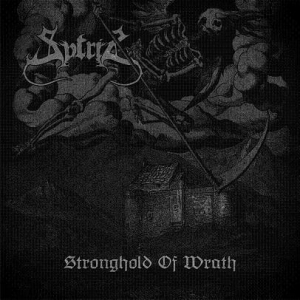 SYTRIS Stronghold of Wrath CD-digipack