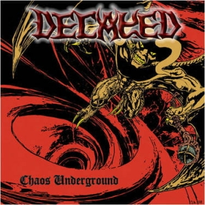 DECAYED Chaos Underground CD