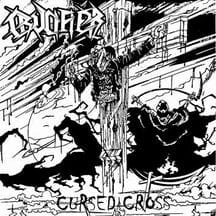 CRUCIFIER Cursed Cross LP