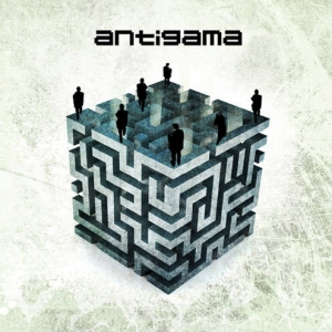 ANTIGAMA Warning CD