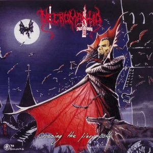 NECROMANTIA Crossing the Fiery Path CD