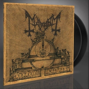 MAYHEM Esoteric Warfare 2LP