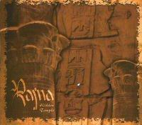 RAJNA Hidden Temple / From The Ashes 2CD-digi