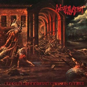 ENCOFFINATION Ritual Ascension Beyond Flesh CD