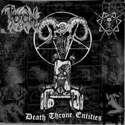 THRONEUM Death Throne Entities CD