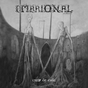 EMBRIONAL Cusp of Evil CD