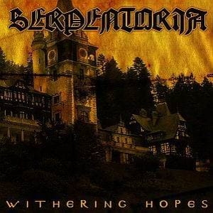 SERPENTORIA Withering Hopes CD-R