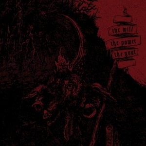 AZAGHAL / ARS VENEFICIUM The Will, the Power, the Goat LP
