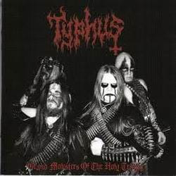 TYPHUS Grand Molesters of the Holy Trinity LP
