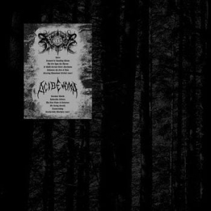 XASTHUR / ACID ENEMA Split LP