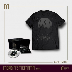 MORD'A'STIGMATA Hope (CD+T-SHIRT) PAKIET