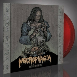 NECROPHAGIA White Worm Cathedral 2LP