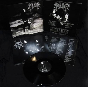 TSJUDER Demonic Possession LP