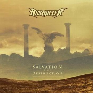 ASSAULTER Salvation Like Destruction CD