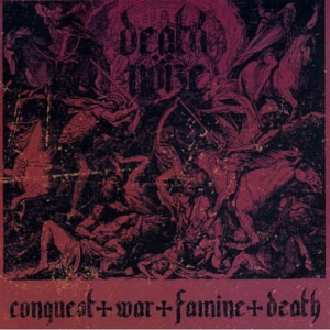 DEATH NOIZE Conquest War Famine Death CD