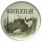 BURZUM Filosofem - button badge