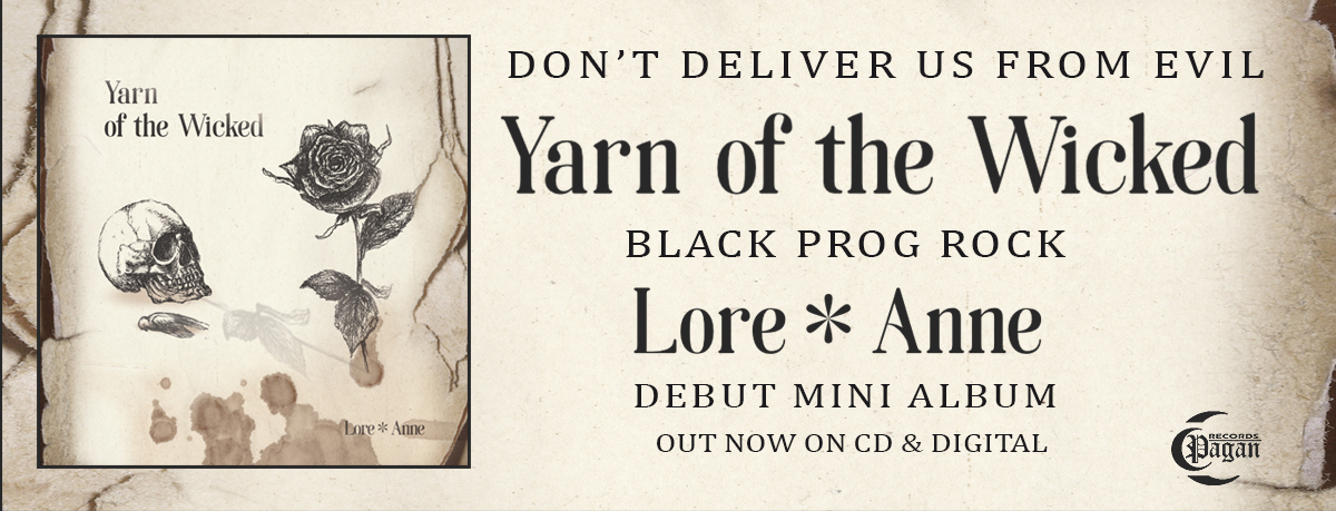 YARN OF THE WICKED Lore * Anne